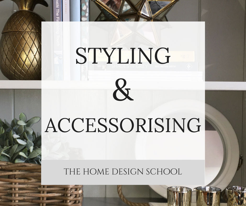 Blog Categories Styling & Accessorising