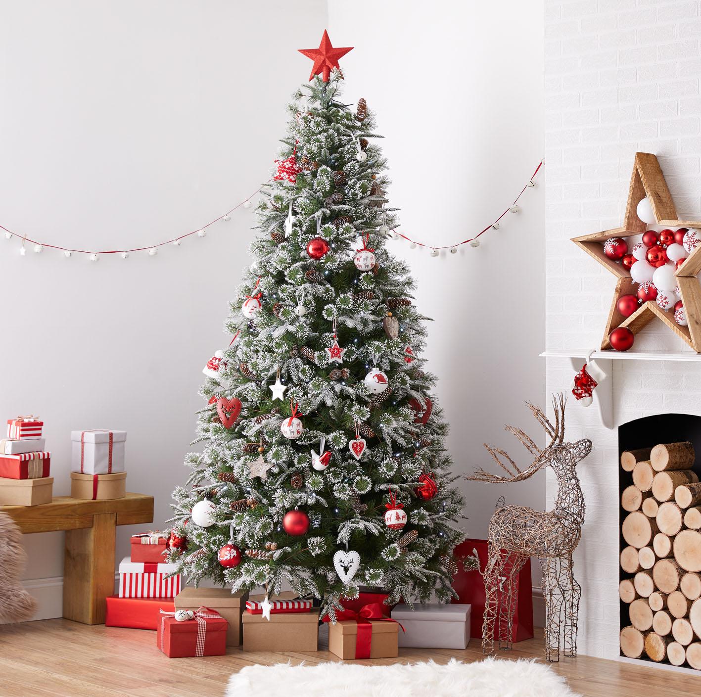 Homebase Christmas Tree