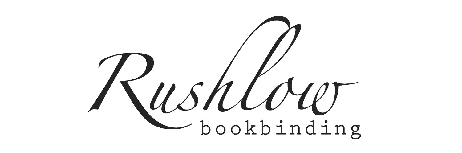 Rushlow Bookbinding Bookbinding in the South West