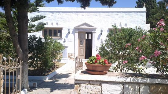 Yiannoulis Chalepas Museum -