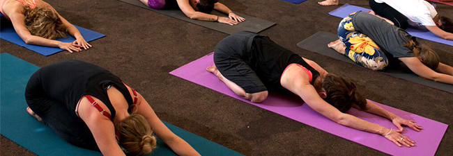 Yoga for Alzheimers Event at Colston Hall
