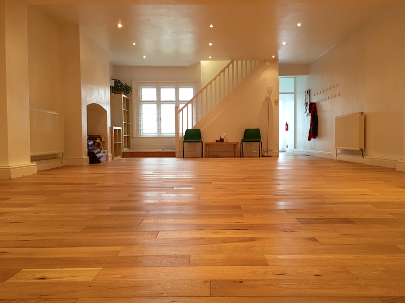 Bristol Park Row Yoga Studio