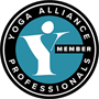 Yoga Alliance Certificate
