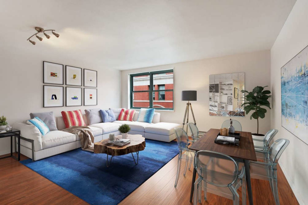 2 Beds, 1 Bath | West Village    (Compass)