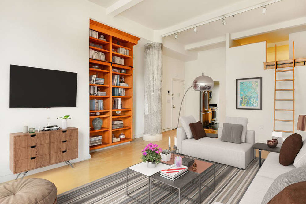 1 Beds, 1 Bath | Greenwich Village    (Compass)