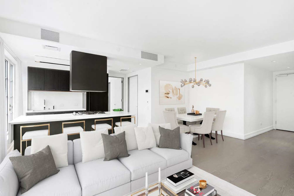 1 Bed, 1 Bath | SoHo    (Compass)