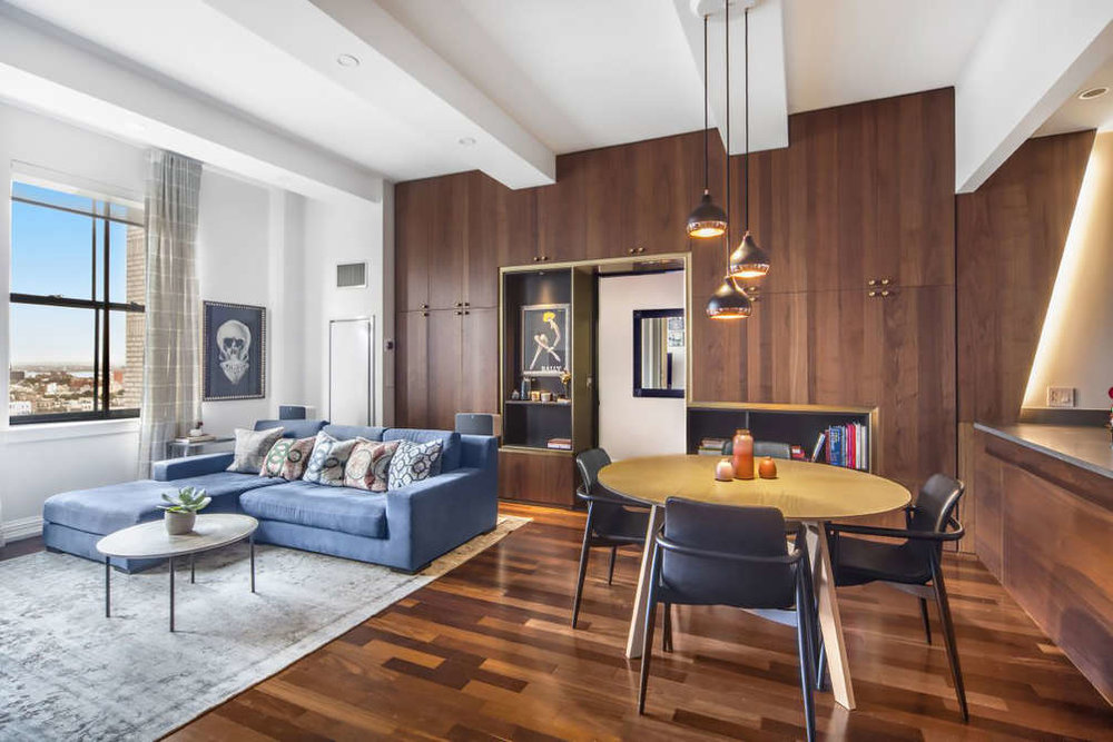 2 Beds, 2 Baths | 1,323 SF | Fort Greene    (Stribling)