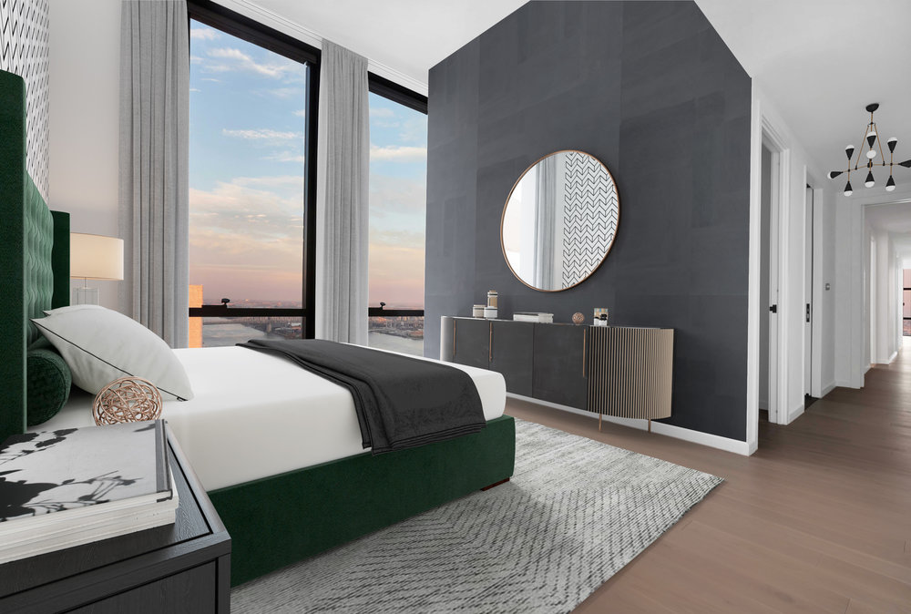 Bedroom 2  Copper Buildings by Hasten Virtual Staging