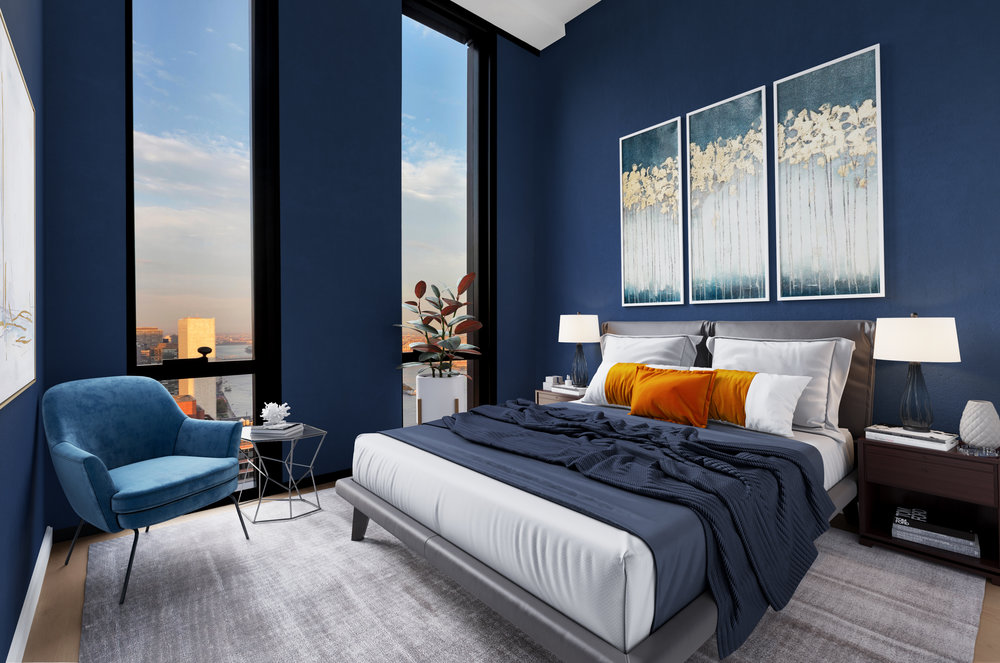 Bedroom 1  Copper Buildings by Hasten Virtual Staging