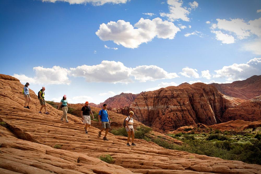 hiking_five-hikers-on-ridge_closeup.jpg