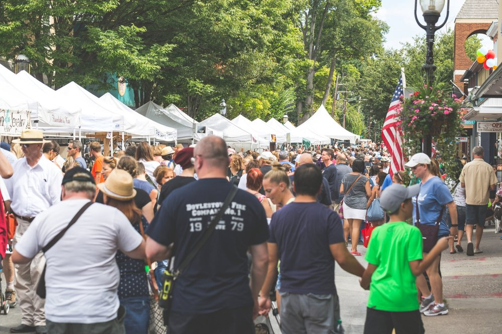 Doylestown Arts Festival 2016