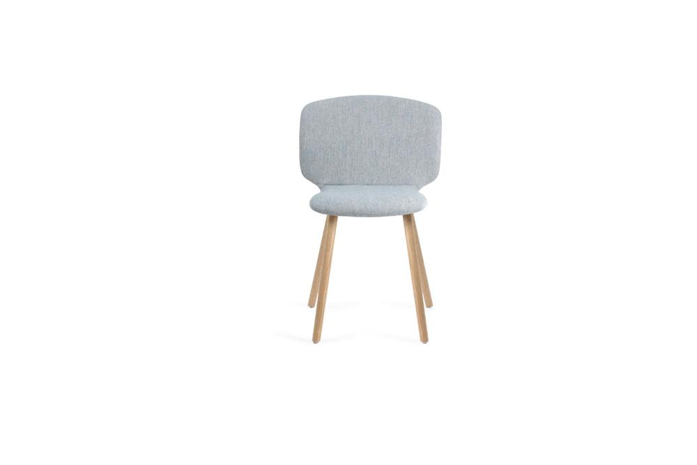 RADAR Chair - 4 legs - Upholstered