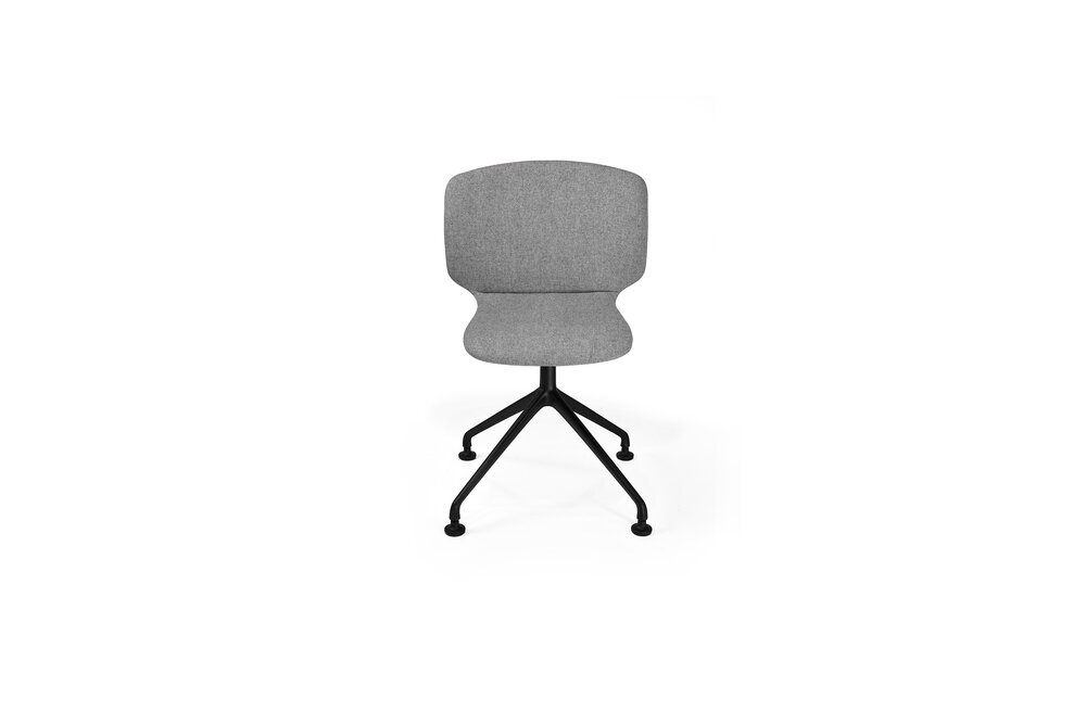 RADAR Chair - White Starbase - Upholstered