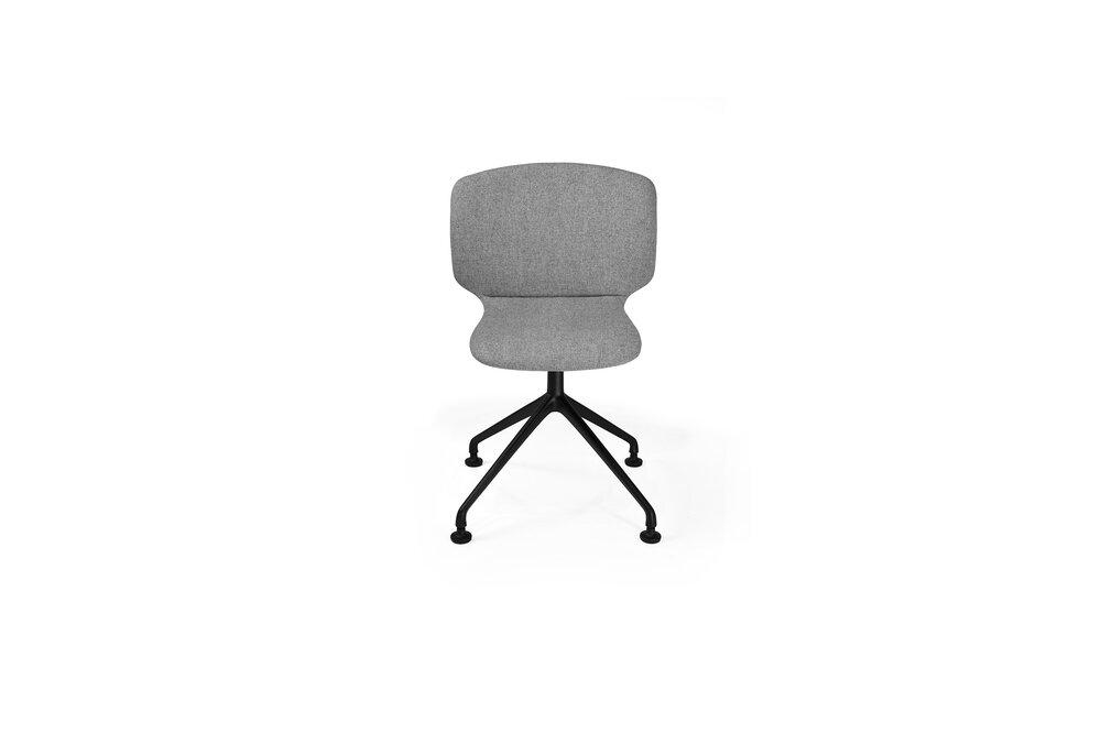 RADAR Chair - White Starbase - Upholstered