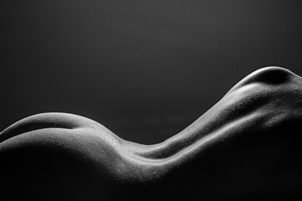 Luz Sobre o Corpo #1