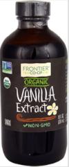 Frontier Co-Op Organic Vanilla Extract