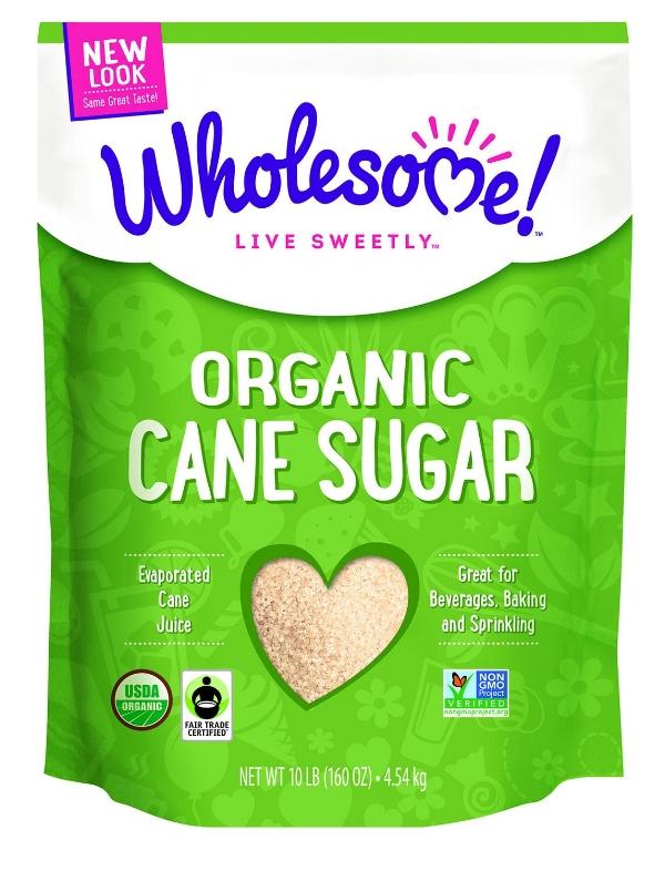 Wholesome Sweetener Organic Sugar