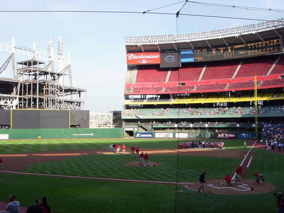Remember when Portune wanted to keep the Reds in a half-demolished stadium?