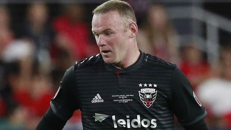 People are starting to think Rooney is good at soccer. It's crazy.