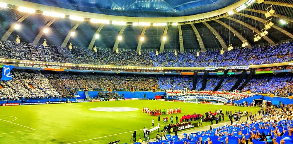 CONCACAF Champions League, where Americans act like Canadian success is their success