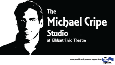 Michael Cripe Studio Logo with Label Logic
