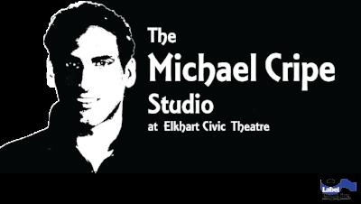 Michael Cripe Studio Logo with Label Logic