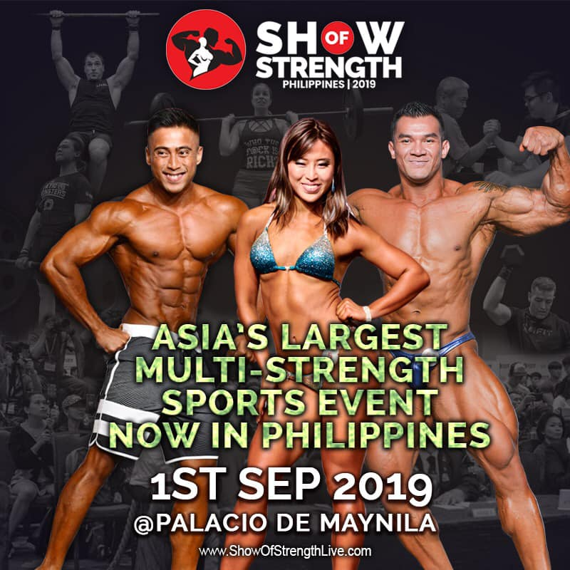 Show of Strength - Philippines