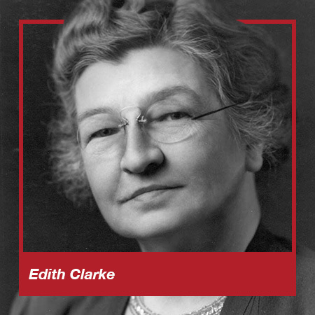 Image:  Five Fast Facts About Engineer Edith Clarke