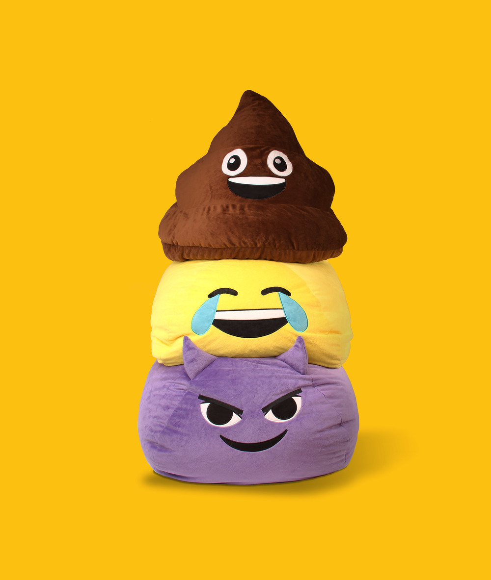 gomoji-emoji-bean-bags-on-yellow.jpg