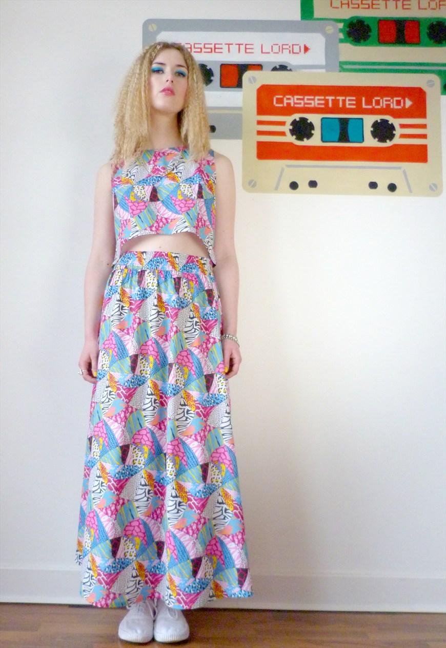 Jo Top £25 & Carolyn Maxi Skirt £38