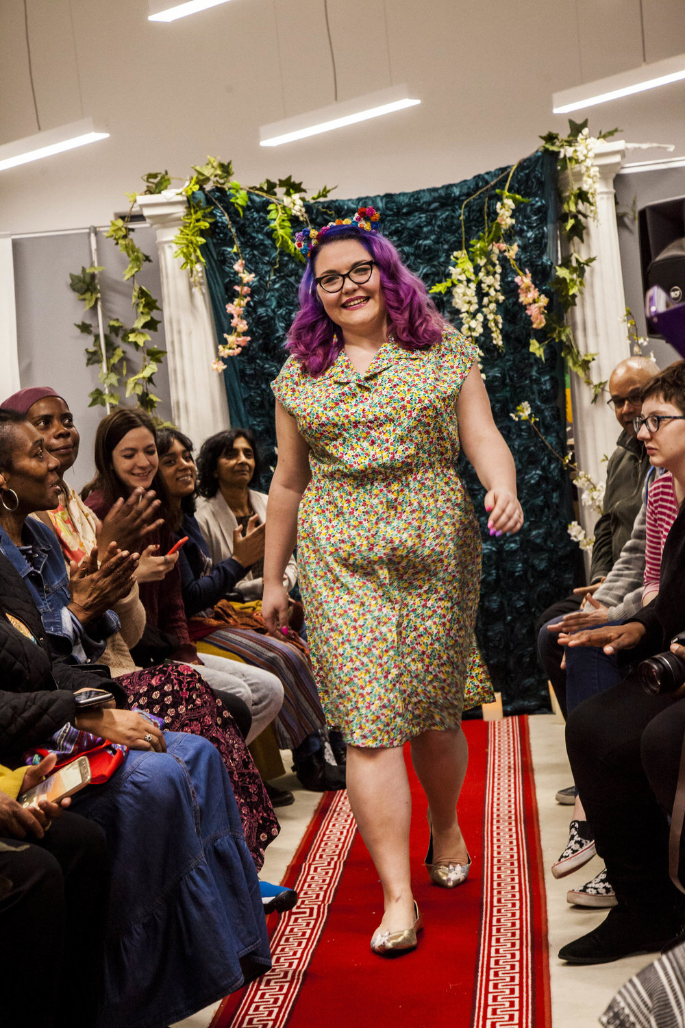 place ladywell fashion show 2