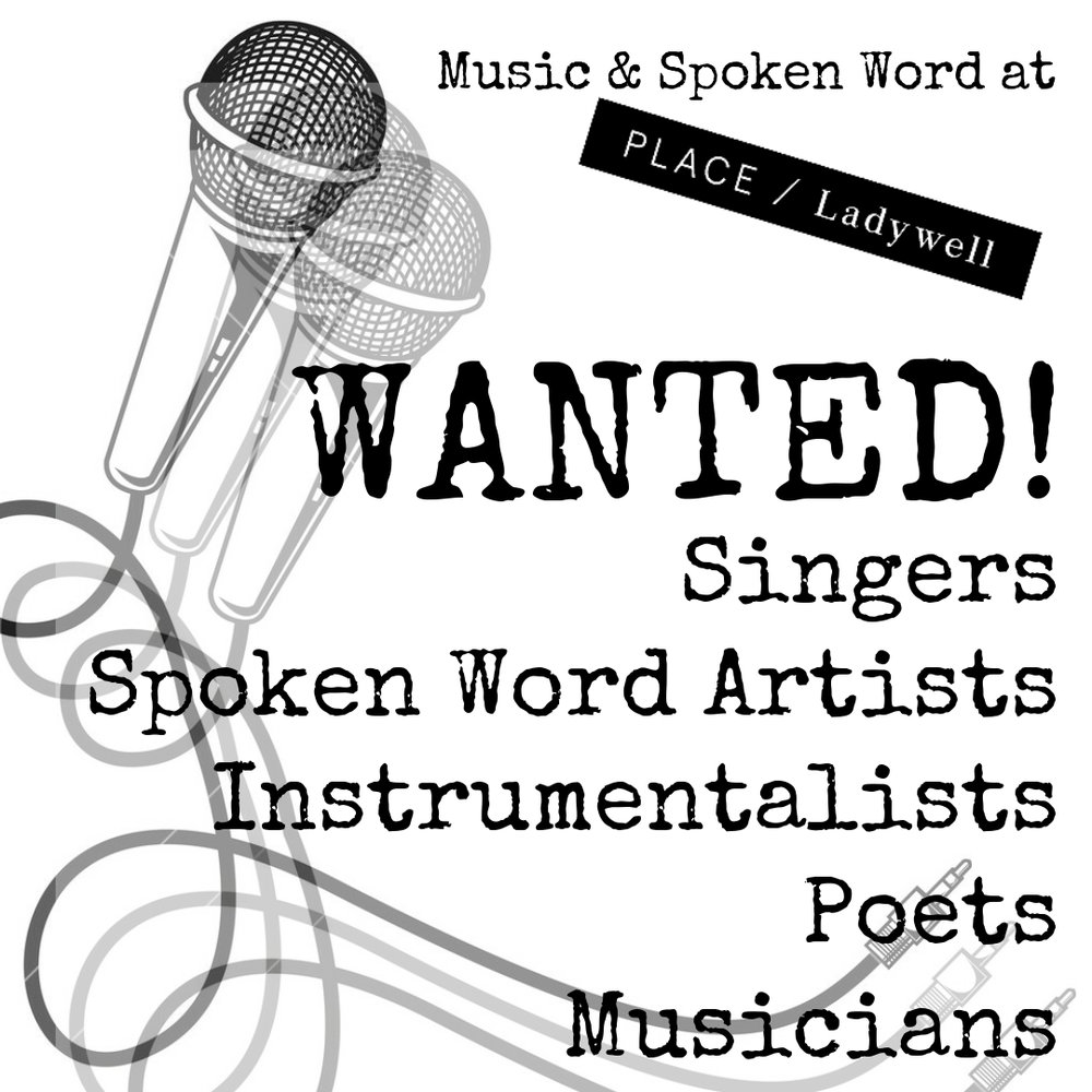 Music and Spoken Word @ PLACE / Ladywell