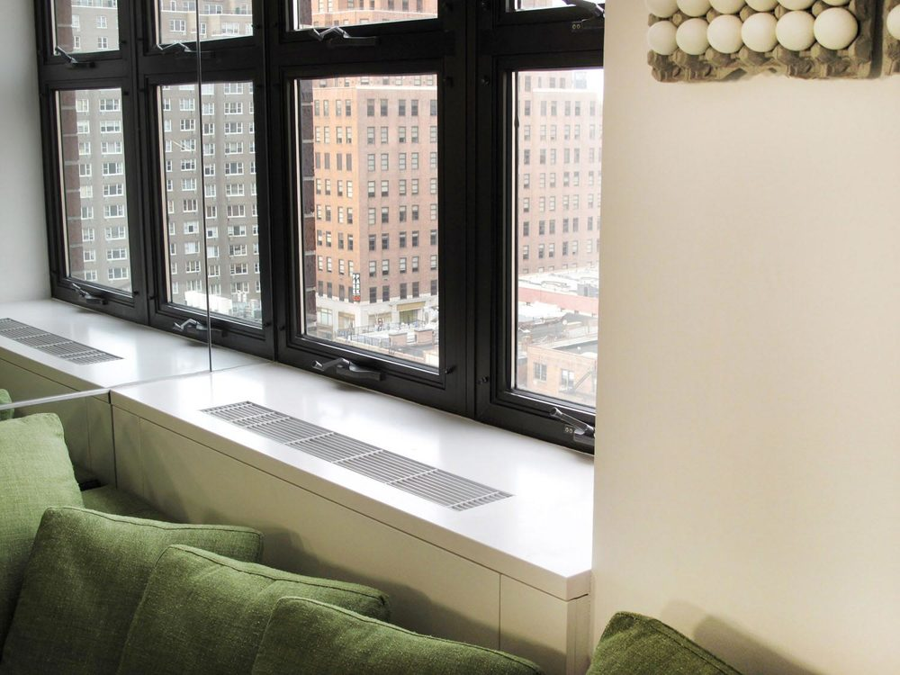 Custom Radiator Covers | NYC | HVAC Enclosures — Urban Homecraft