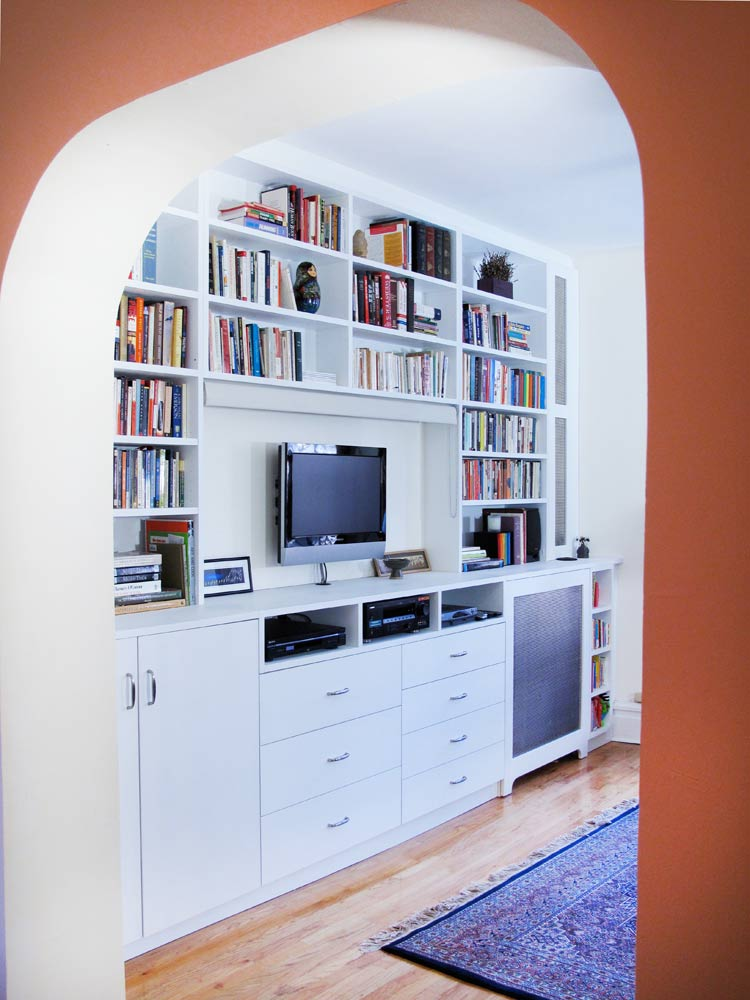 Apr 13, 2016 Shelves, Built Ins Hide Tv, Built In Shelves, Built In  Cabinets, Living Room George Evageliou
