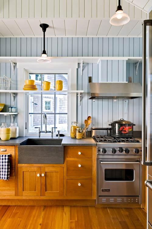 Shaker stye cabinet doors
