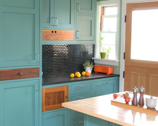 shaker kitchen cabinets with customization