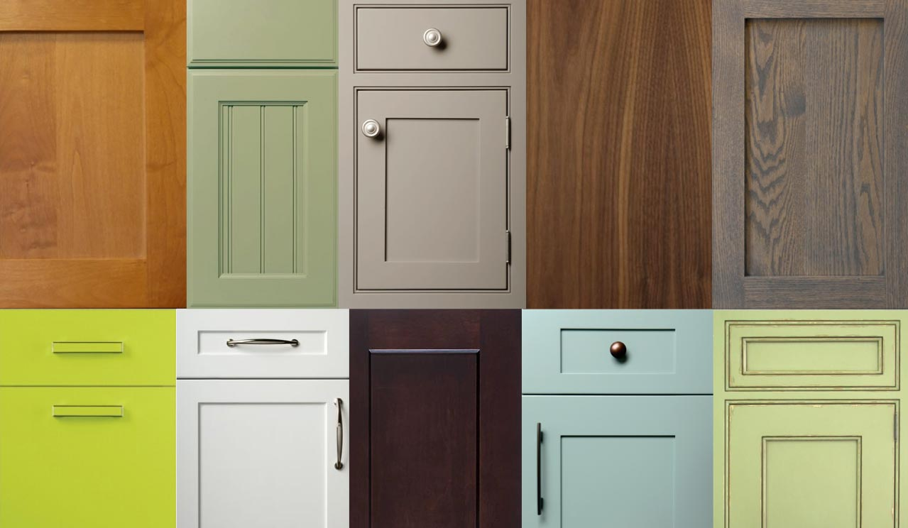Awesome Kitchen Cabinet Door Styles Model