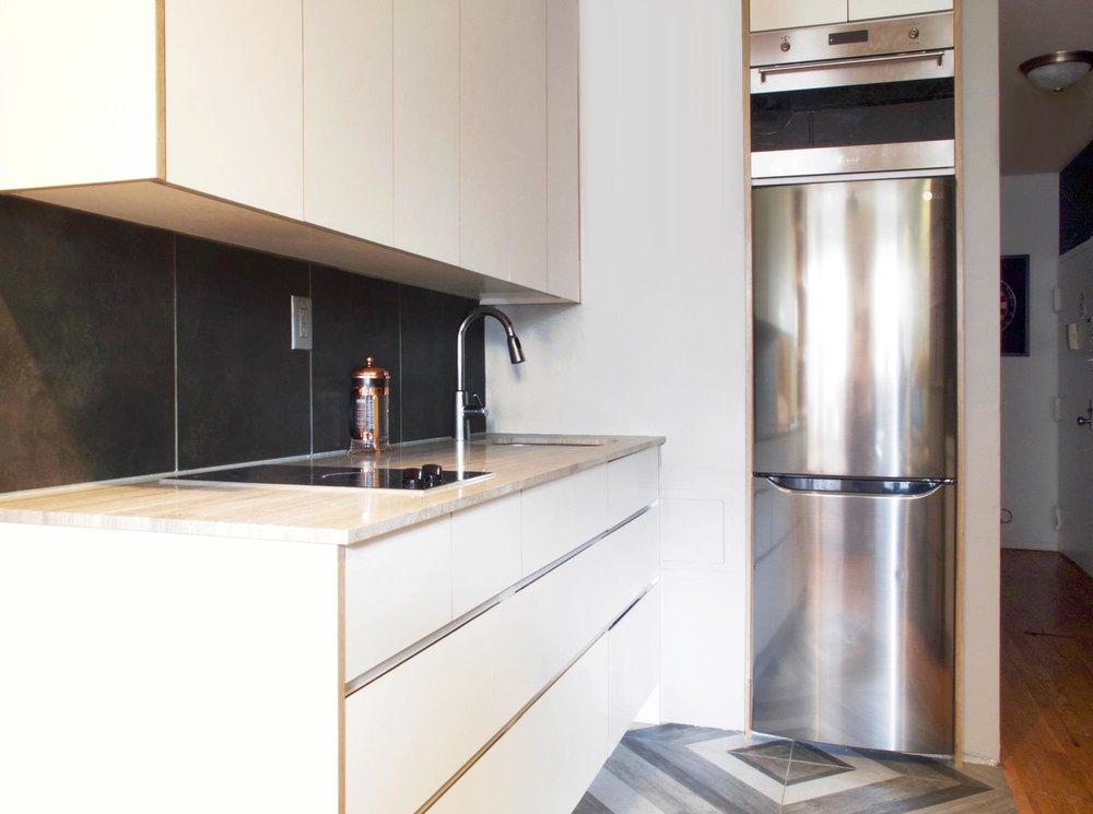 Custom Kitchen Cabinets Nyc Brooklyn Design Renovation Urban