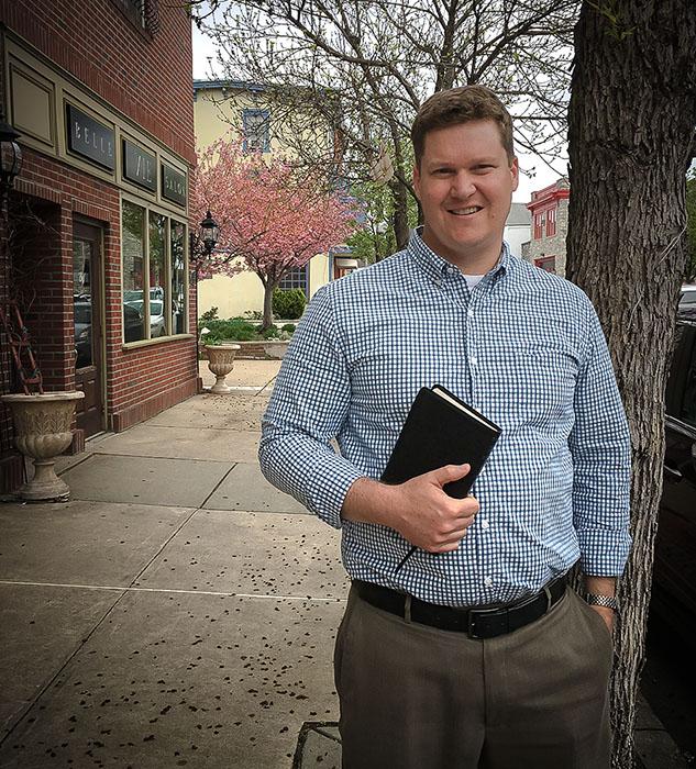 Reverend Dr. Dave Holmlund