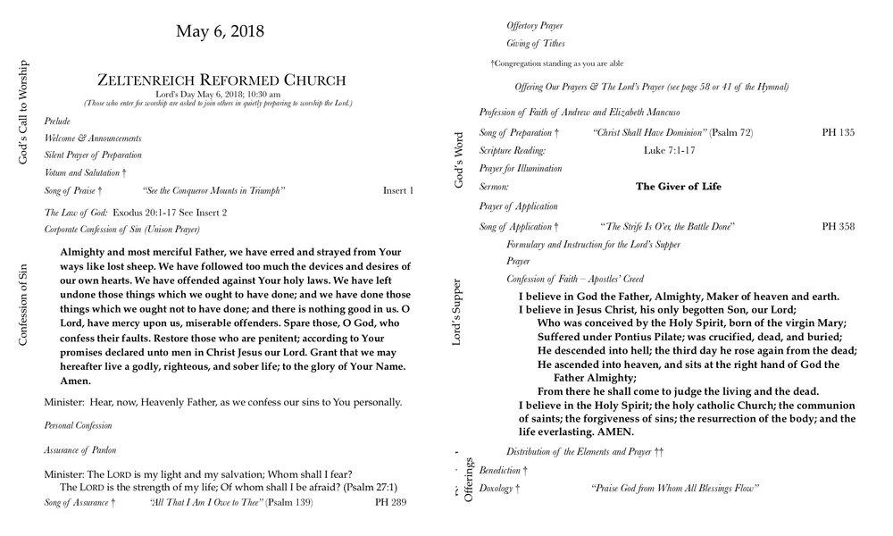 ZRC Bulletin 5.6.18.jpg