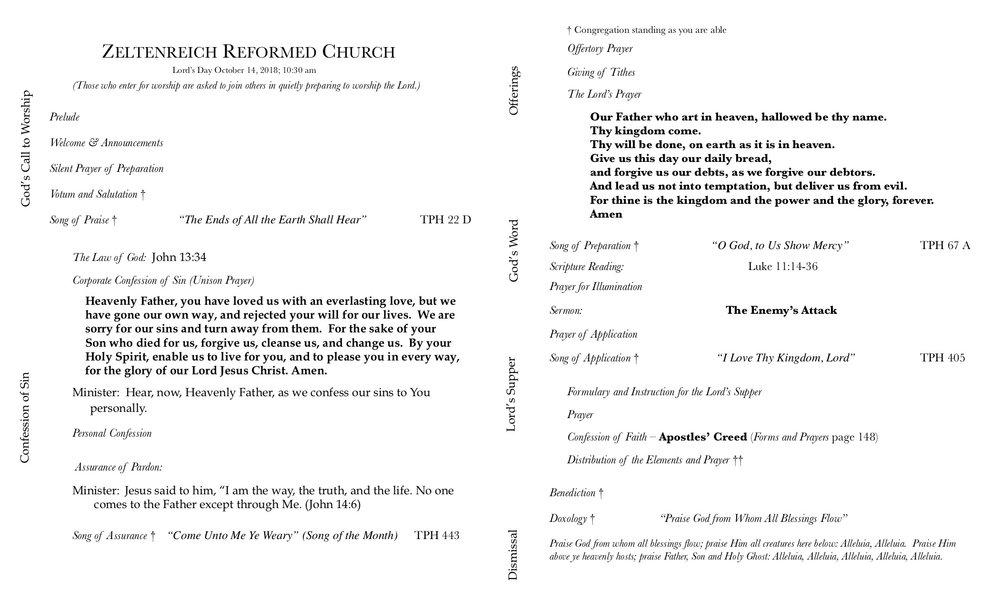 ZRC Bulletin 10.14.18.jpg