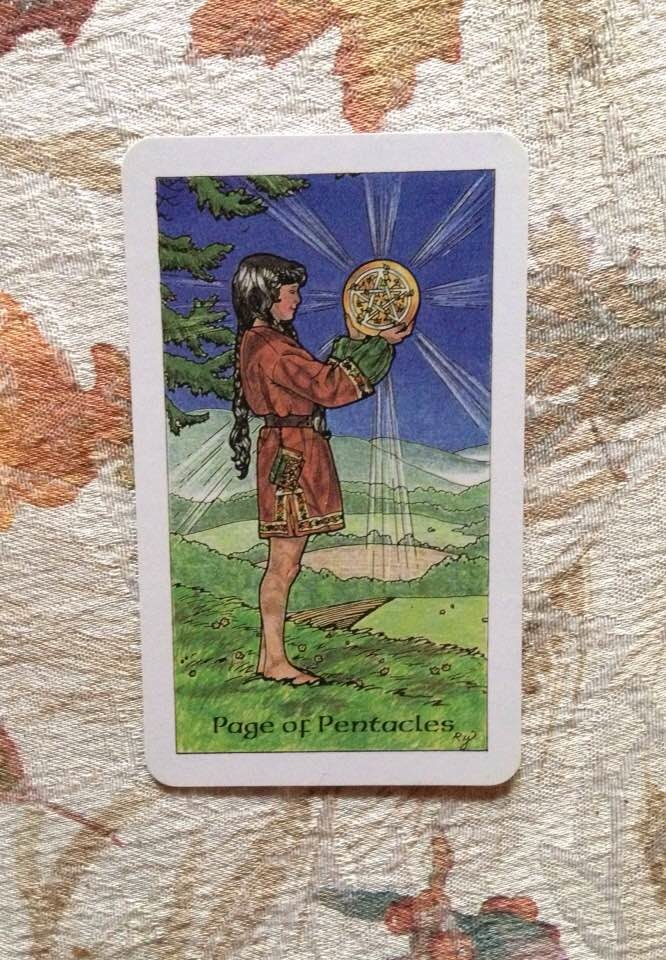 From the Robin Wood deck, published 2002