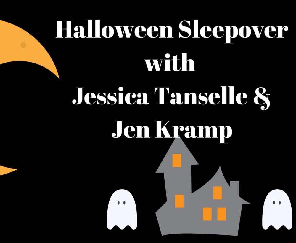 halloween sleepover — louisville spiritualist center
