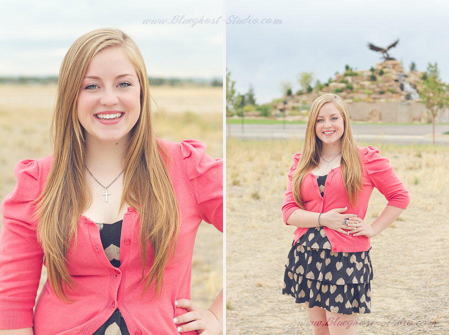 brighton senior pictures