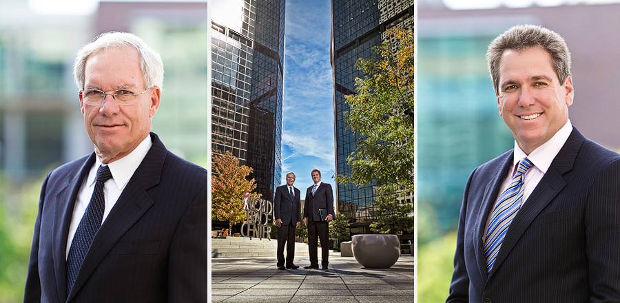 professional business headshots of men in denver
