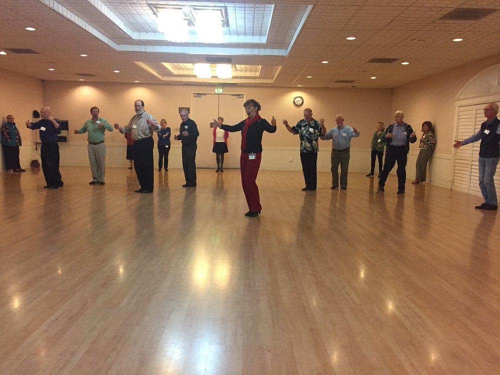Lesson at Orinda Masonic Lodge