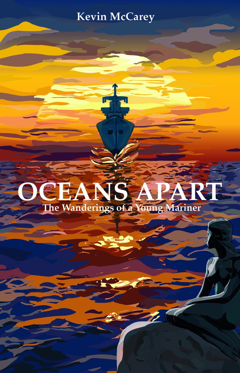 Book Cover (Oceans Apart)
