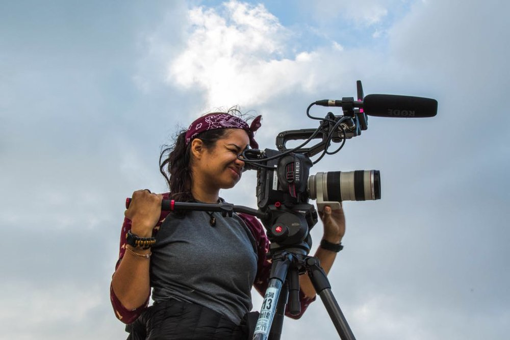 About - Producer and cinematographer with a background in fine arts.Specialized in documentary filmmaking.