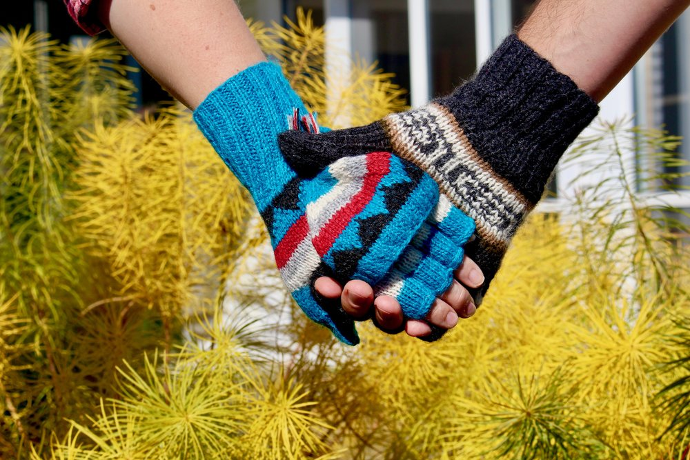 Titicaca Texting Glove
