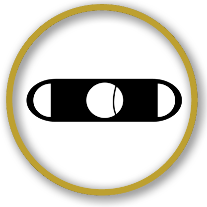 Cigar cutter icon